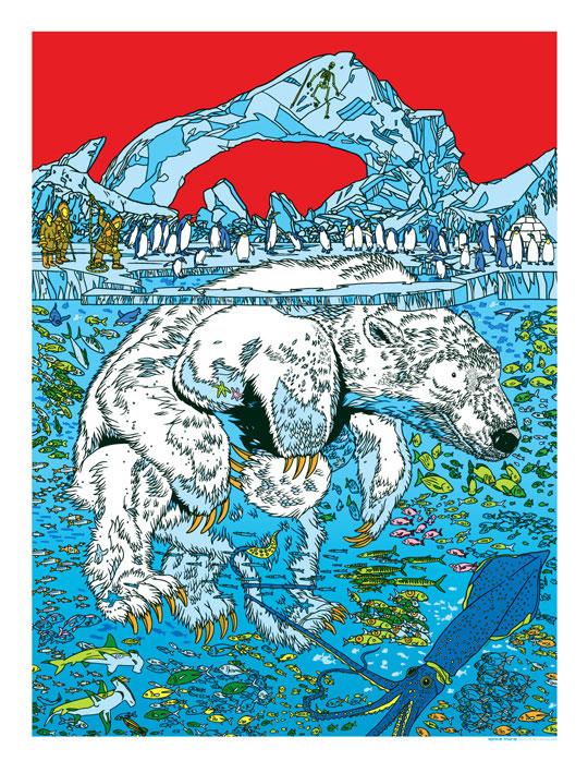 Tyler Stout art print