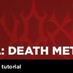 Tutorial: Death Metal Logo
