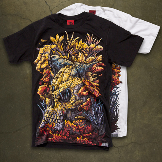 Dan Mumford - Mumford Clothing - The Death of Summer