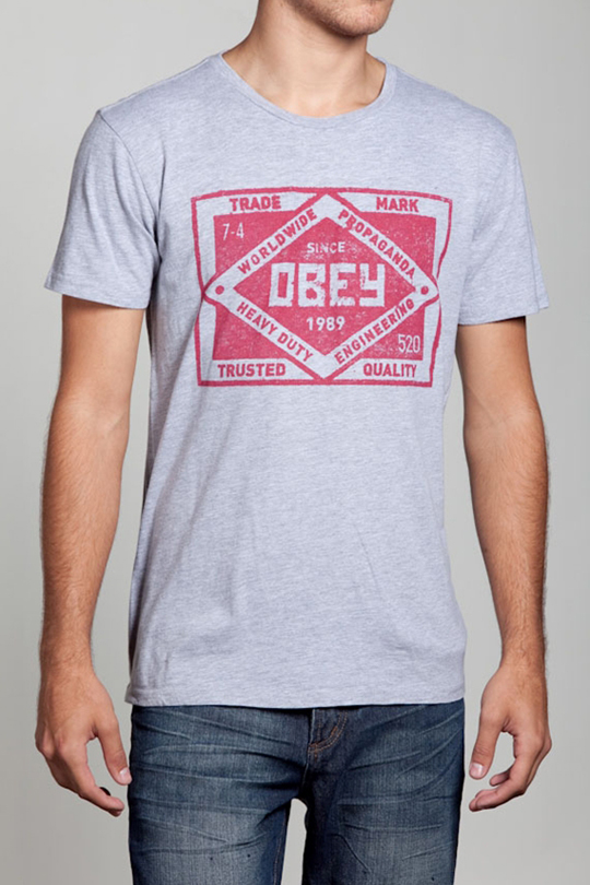 Shepard Fairey - Obey Clothing - Obey trademark