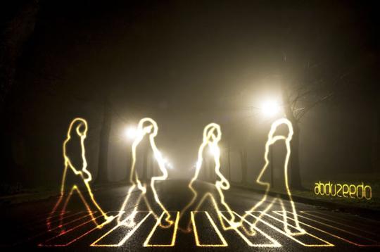 Abduzeedo - Light effect