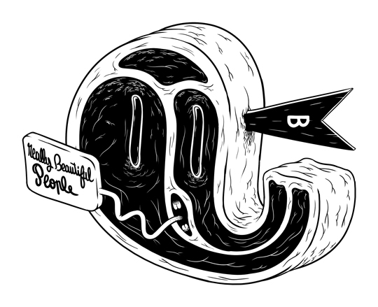 McBess - GoMediaZine interview - Goodbye doodle - Beauty