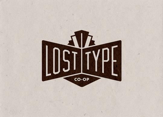 Lost Type Co-op logo