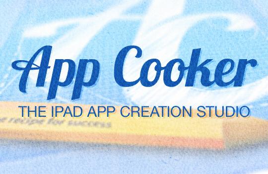 App Cooker review - header