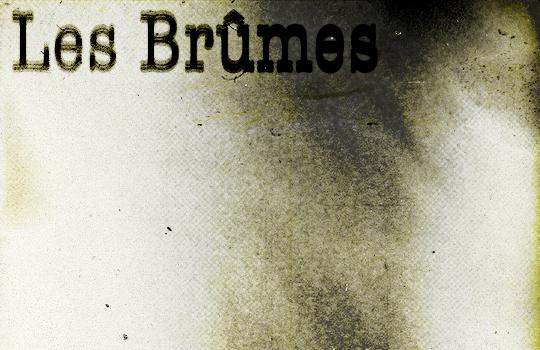 Les Brûmes feature header by Studio Ace of Spade