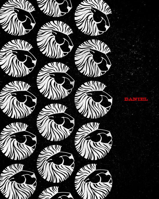 "The ""Words"" series by Jim LePage - Daniel"
