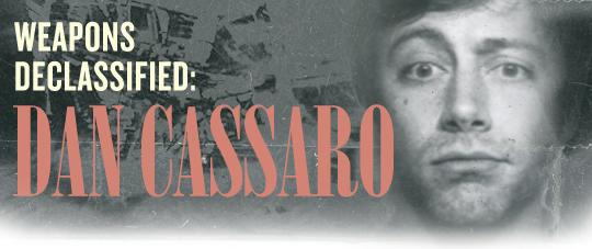 Dan Cassaro Header