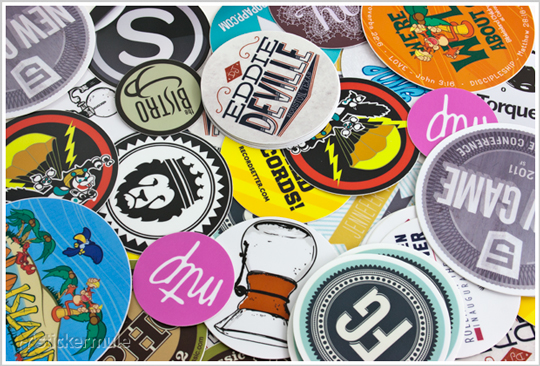 Sticker Mule products