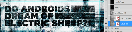 SAoS - Do androids dream of electric sheep? - Global texturing 03