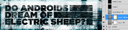 SAoS - Do androids dream of electric sheep? - Global texturing 04