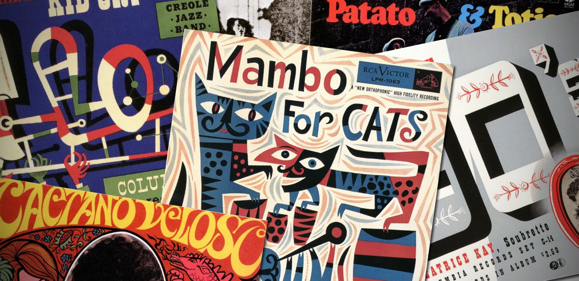 Album Cover Artwork Throughout the Decades - Go Media™ · Creativity