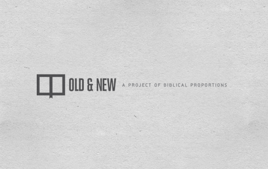Old and New - header