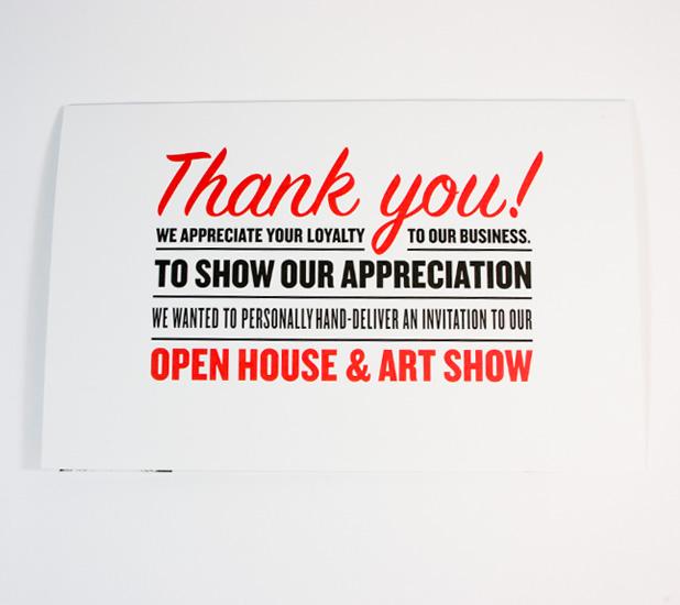 Go media open house print design invitation thank you go media go media open house print design invitation thank you stopboris Image collections