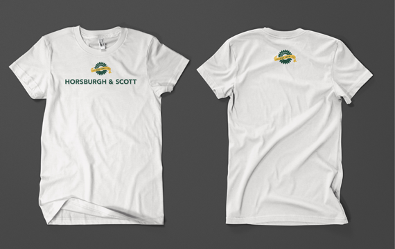 Horsburgh & Scott T-Shirt Design