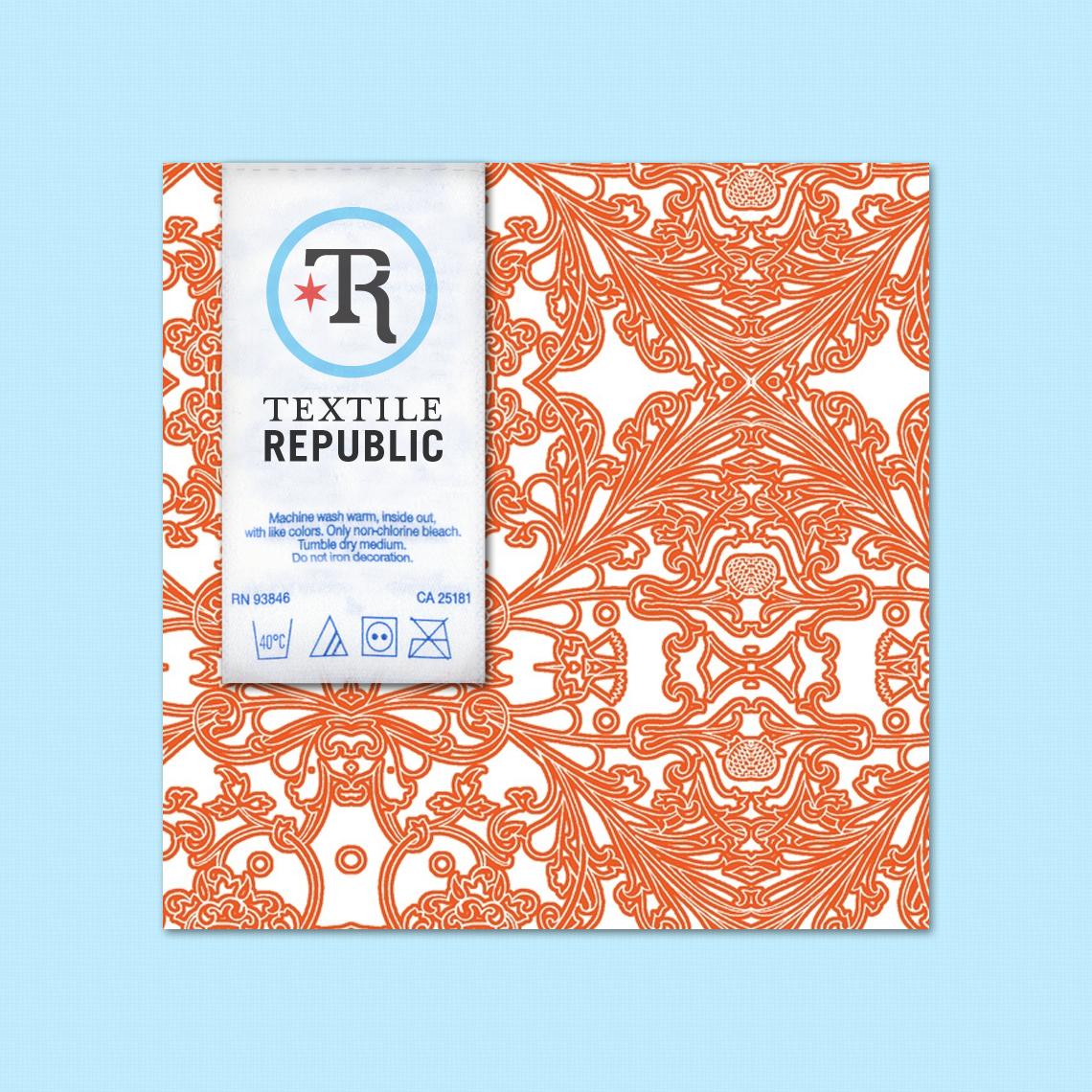 Textile Republic Branding