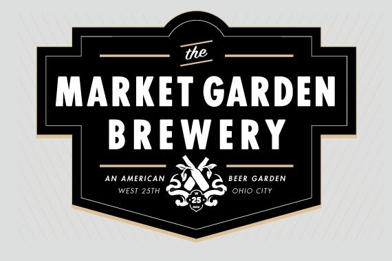 Market Garden Brewery Crest