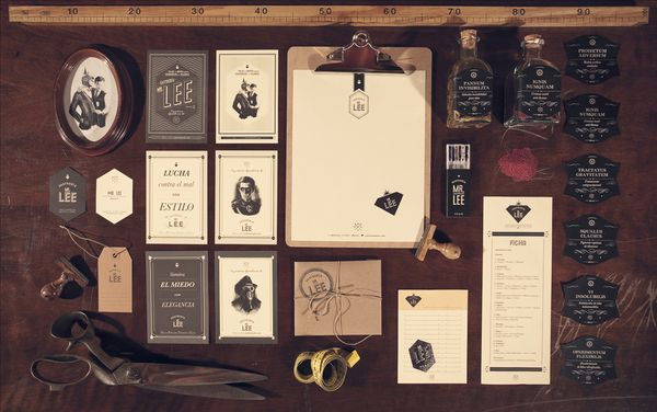 beautiful branding layouts 2