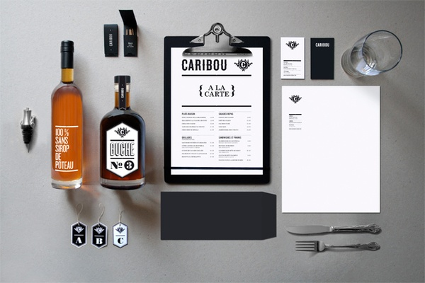 beautiful branding layouts 23