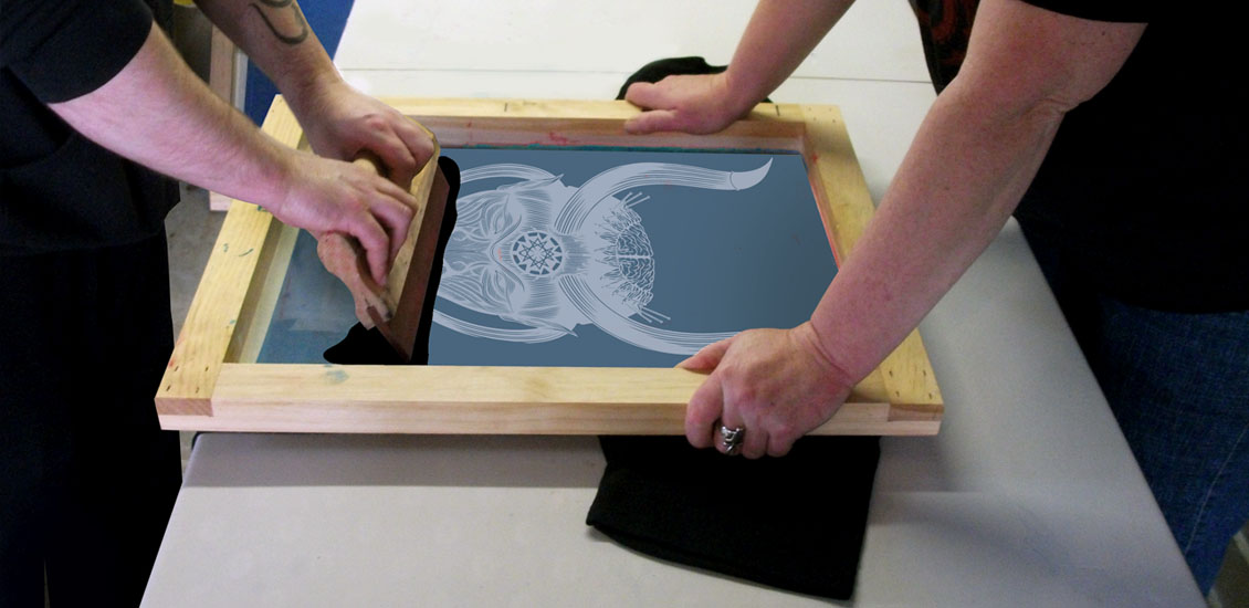 a5311e04 Low Budget Screen Printing: A Newbies' Guide - Go Media ...