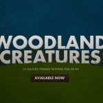 Trap the Woodland Creatures Vector Pack (Freebie Inside)