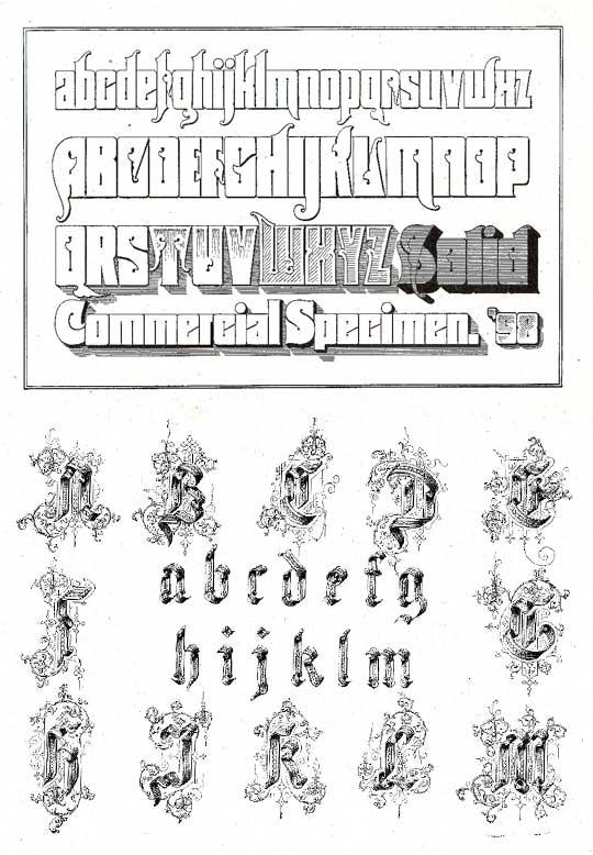 Research - New Zanerian Alphabet