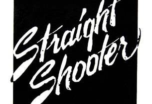 Dan Morgan's Straight Shooter Logo