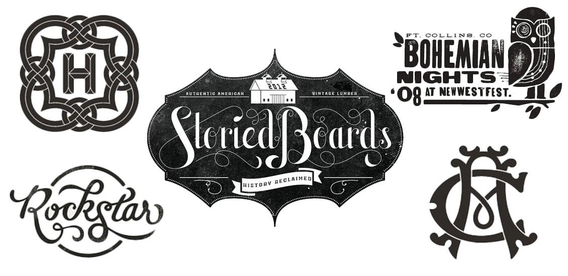 30 Beautifully Inspiring Logos