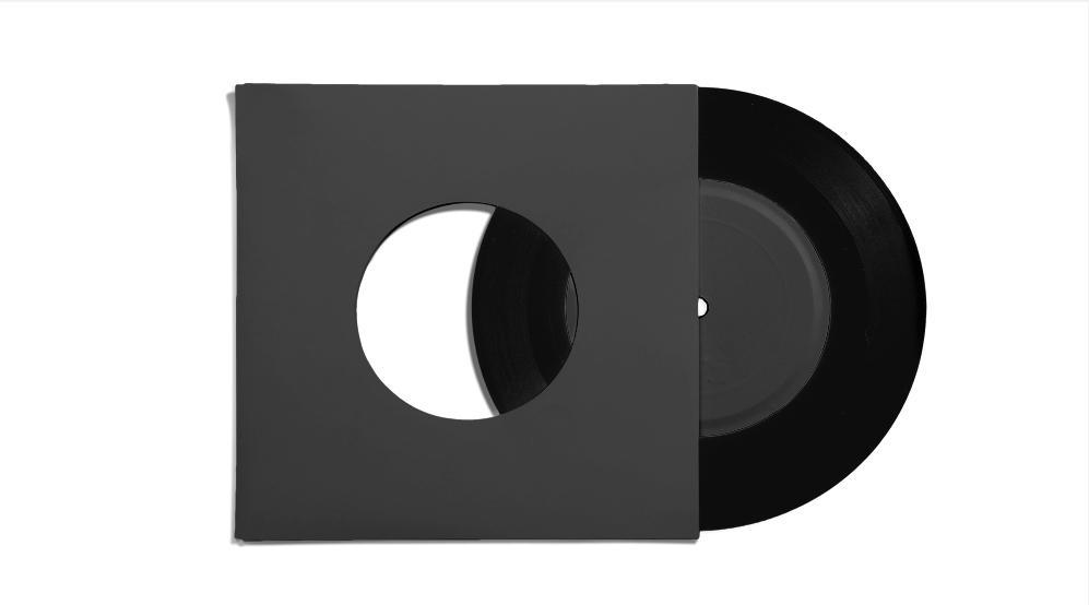 Vinyl Record Sleeve & Record - 7 Inch - Go Media™ · Creativity at work!
