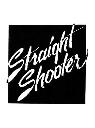 Dan Morgan - Straight Shooter
