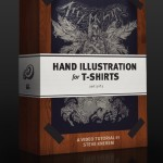 New Arsenal Release: Hand Illustration for T-Shirts, Part 3 of 3