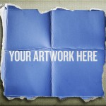 Distressed Posters Mockup Templates v2.0 - Smart Object Edition - Go Media's Arsenal