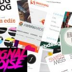 Top 100 Design & Inspiration Blogs: Go Media & Friends Favorites