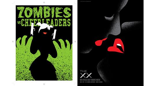 Zombies vs Cheerleaders | The XX by Dan Stiles