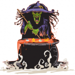 Go Media's Arsenal - Vector set 23 - Witches and wolves
