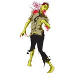 Go Media's Arsenal - Vector set 23 - Zombies and mummies