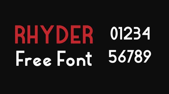 rhyder