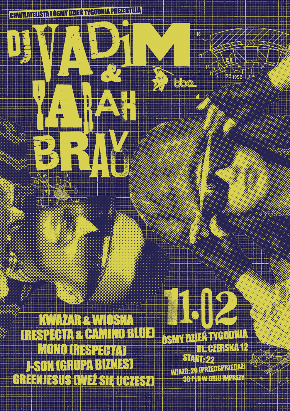 Poster by Bartosz Szymkiewicz