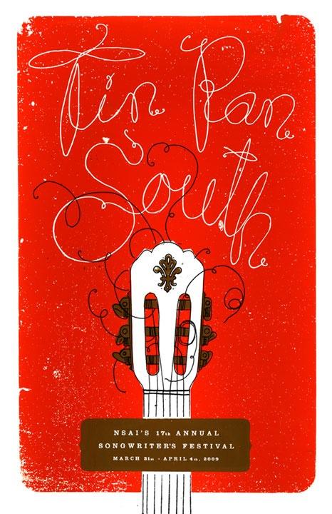 Tin Pan South poster