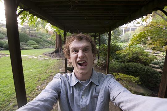 Selfie-Dan