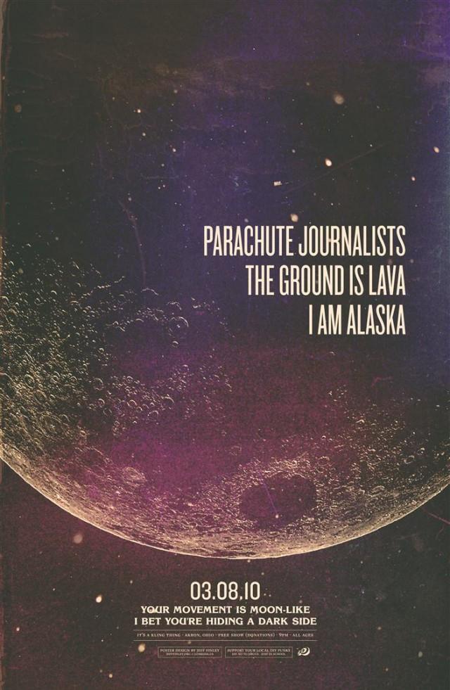 Parachute Journalists - Dark Side by Jeff Finley
