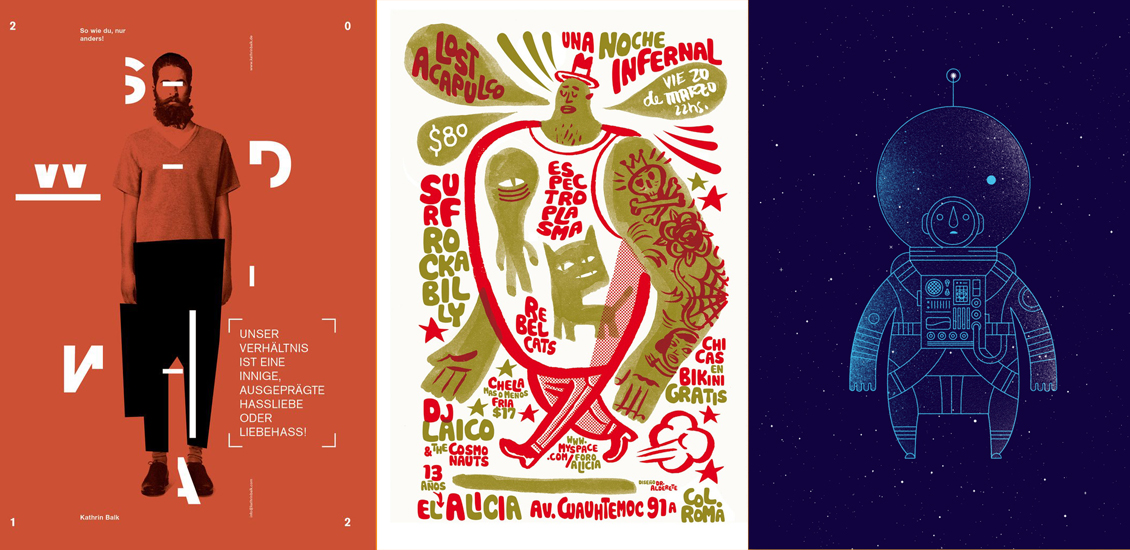 Best Poster Design 50 Excellent Inspirations