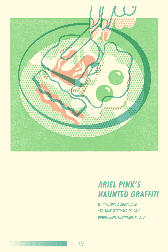 Ariel Pink's Haunted Graffiti by Mikey Burton