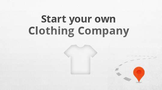 "Check out the ""How to Start your own Clothing Line"" section of the GoMediaZine's Start Here page"