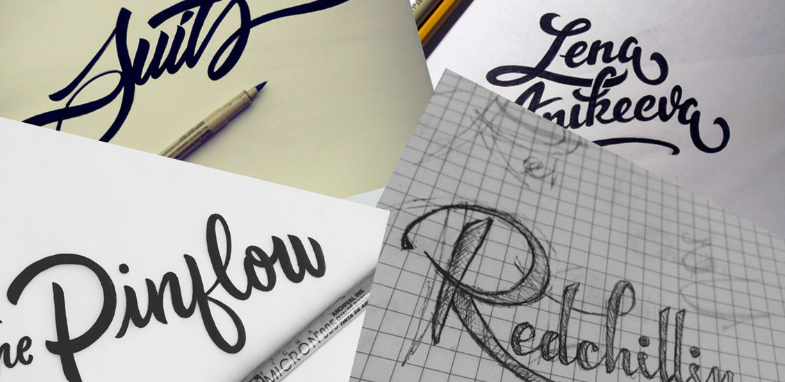 Beautiful Logo Sketches - Go Media™ · Creativity at work!