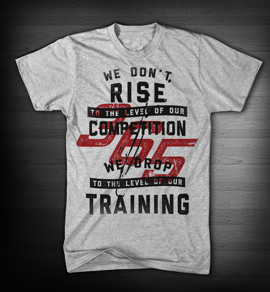 365 Endurance - Custom t-shirt design by Go Media