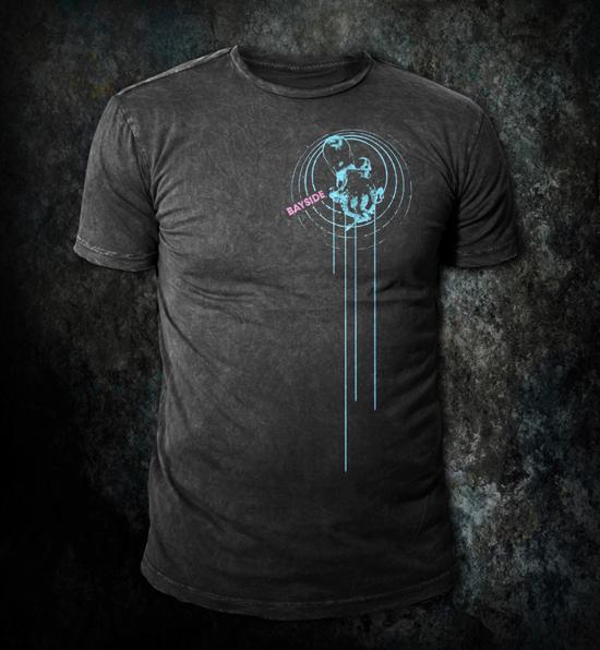 Bayside - Custom t-shirt design by Go Media
