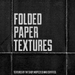 Paper Textures Tutorial: Adding fake folds to your design in a jiffy with the folded paper texture packs