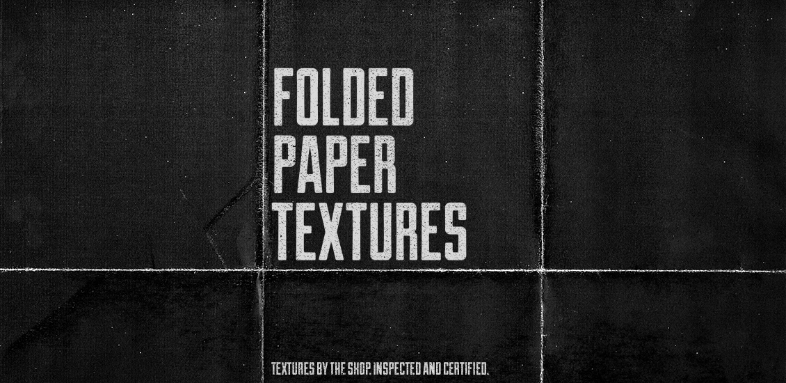b87bfea520b5 Paper Textures Tutorial  Adding fake folds to your design in a jiffy ...