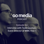 Go Media Podcast – Episode 24: Todd Gauman and Uniting Cleveland Creatives