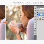 Introducing the Tattoo Mockup Photoshop Templates Pack on Go Media's Arsenal